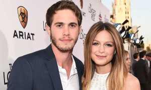 Melissa Benoist e Blake Jenner