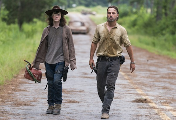Walking Dead - Chandler Riggs
