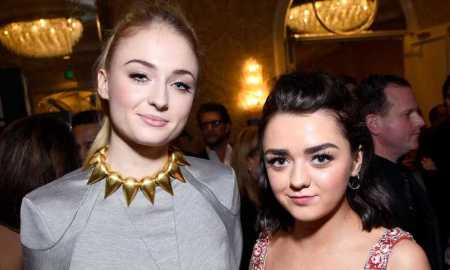 Game of Thrones Sophie Turner Maisie Williams