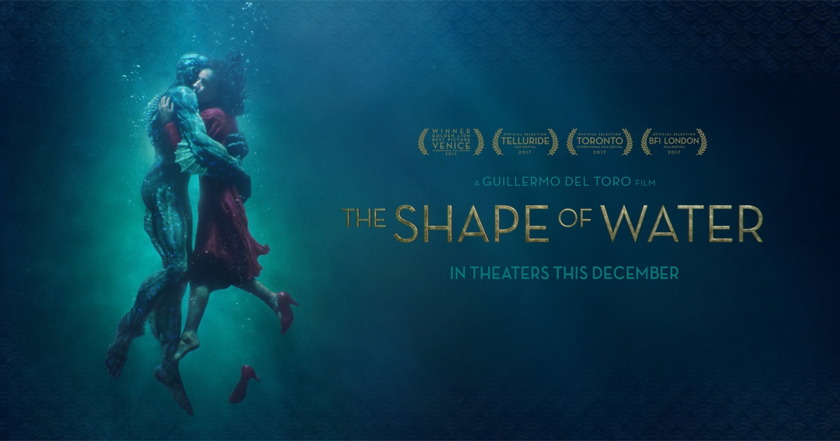 La forma dell'acqua - The Shape of Water: la recensione del film di Guillermo Del Toro