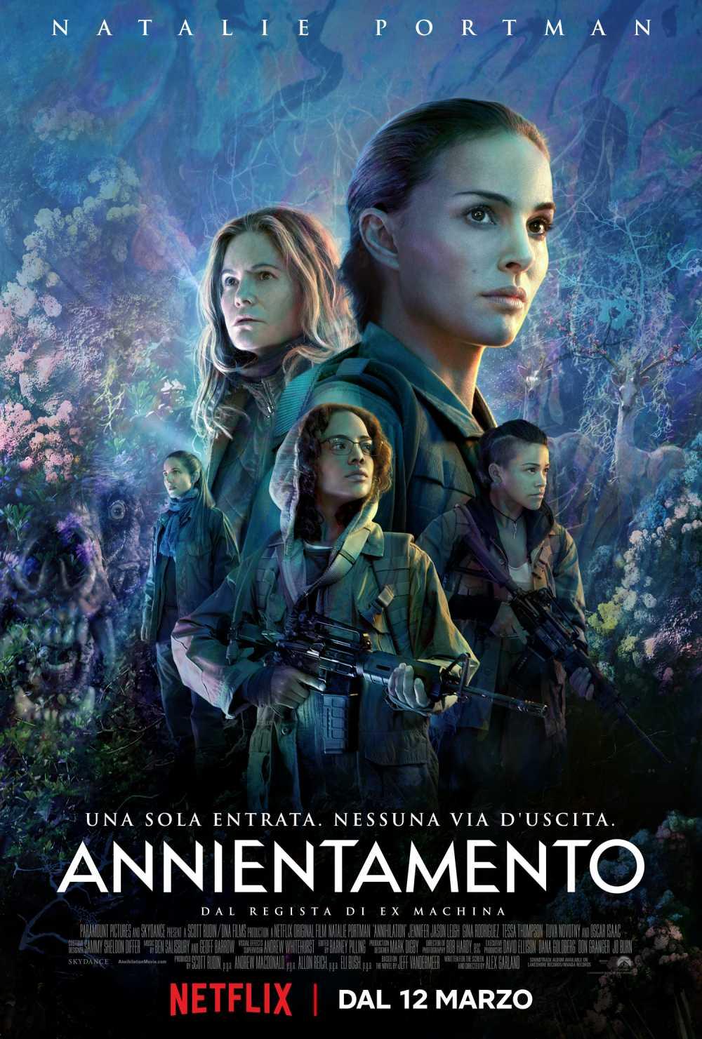 Annihilation - ANNIENTAMENTO