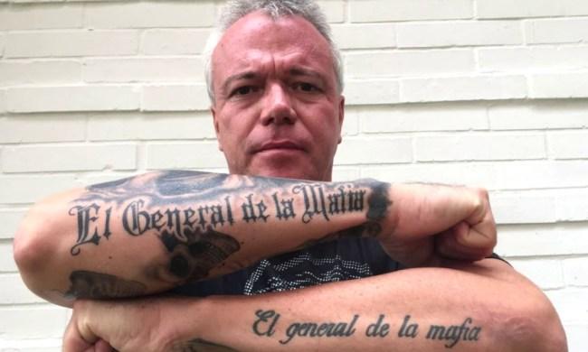 Jhon Jairo Velásquez Vásquez- Popeye
