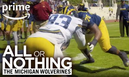 All or Nothing The Michigan Wolverines