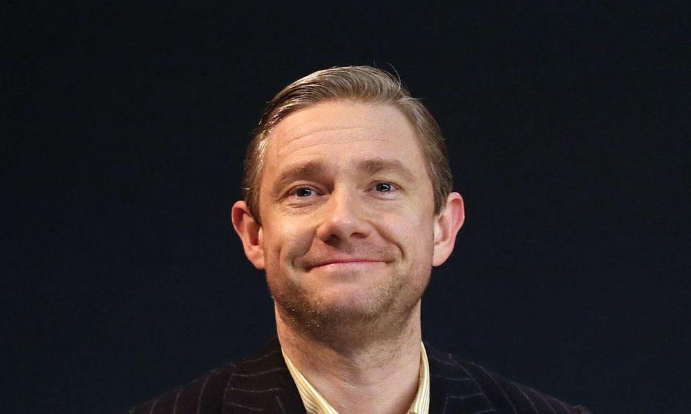 Sherlock: per Martin Freeman le aspettative dei fan sono diventate troppo alte