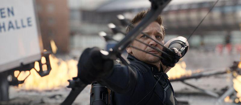 Avengers Infinity War - jeremy renner