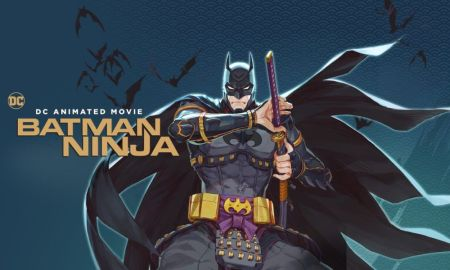 batman ninja napoli comicon