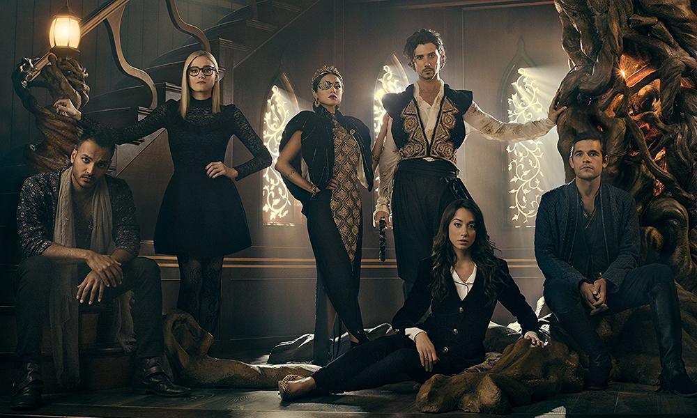 the magicians terza stagione