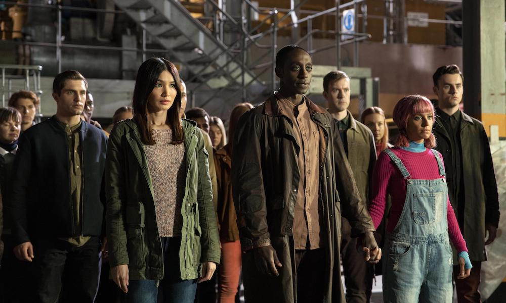 Humans Terza Stagione