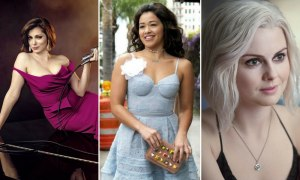 Jane the Virgin, Crazy Ex-Girlfriend, iZombie - the cw