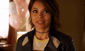 The Flash quarta stagione Jessica Parker Kennedy in The Flash