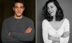 Grey's Anatomy e Station 19 Stefania Spampinato e Alberto Frezza