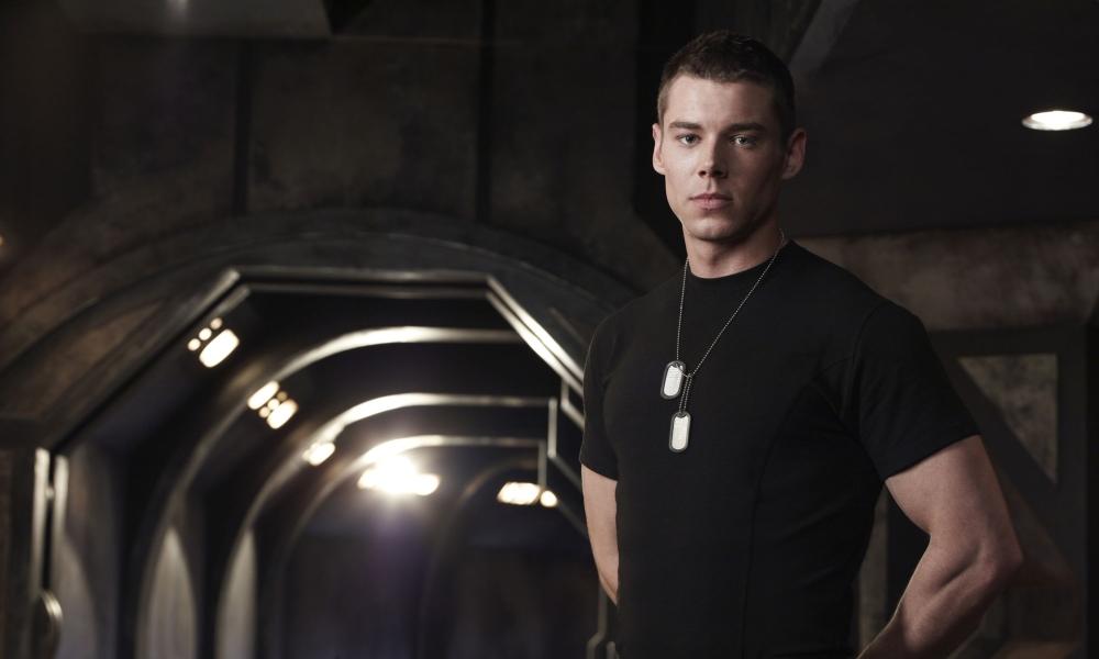 Brian J. Smith in Stargate Universe