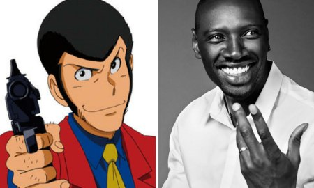 Omar Sy Arsenio Lupin