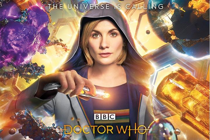 Doctor Who cacciavite tredicesimo dottore