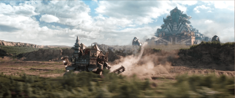 mortal engines macchine mortali