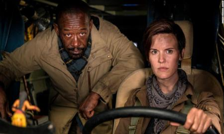 Fear the walking dead quarta stagione