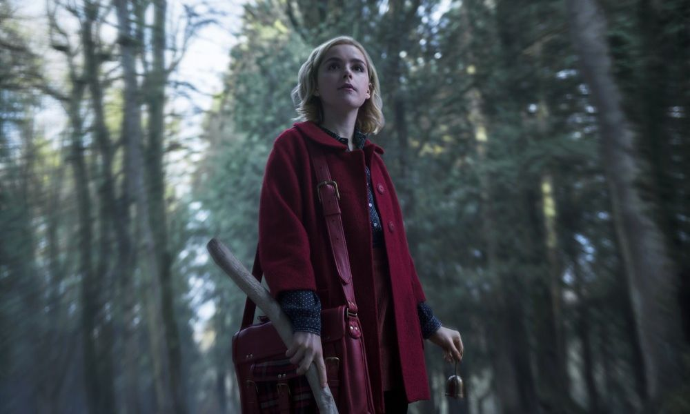 Le Terrificanti Avventure di Sabrina: Le prime foto della serie Netflix