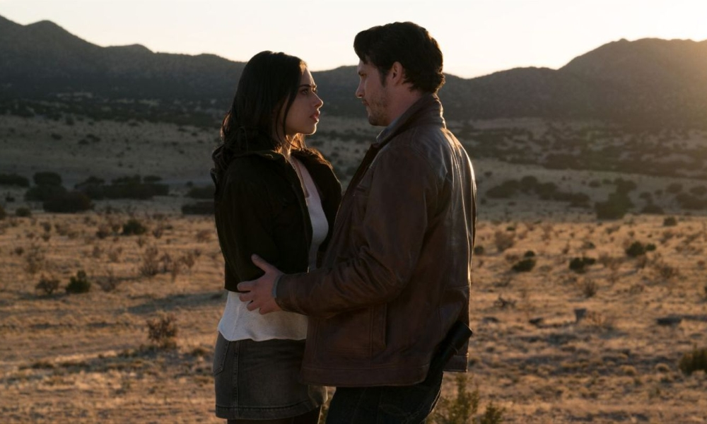 Roswell New Mexico - Liz e Max