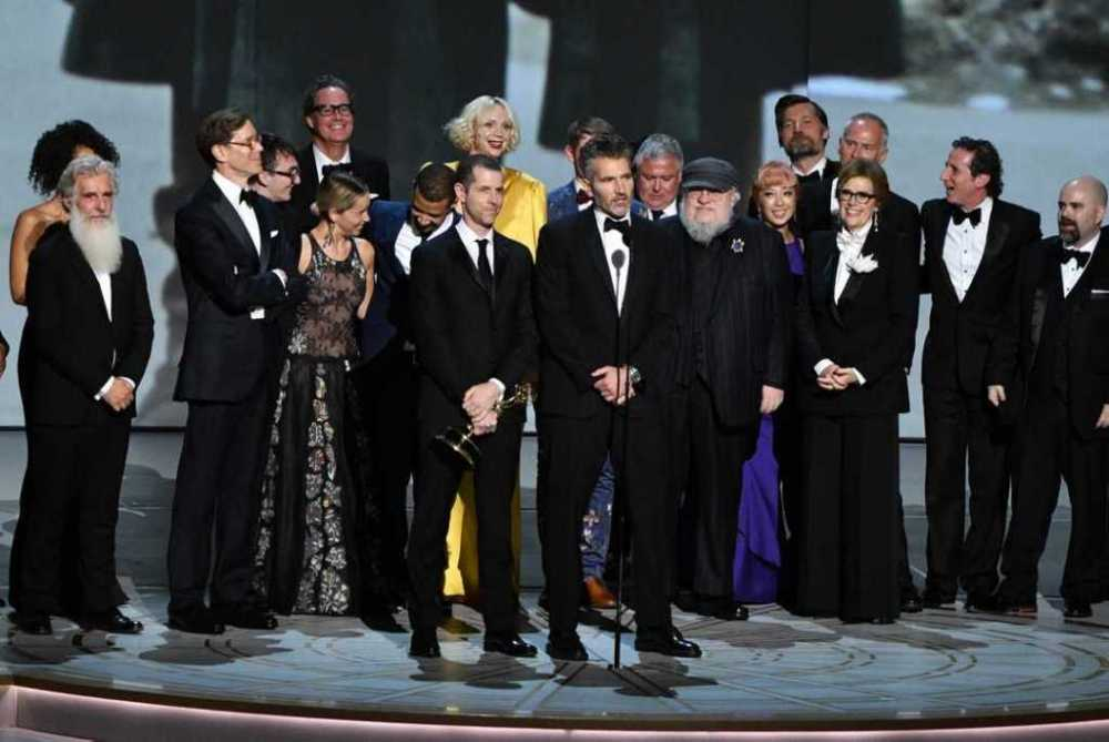 emmy awards 2018 game of thrones