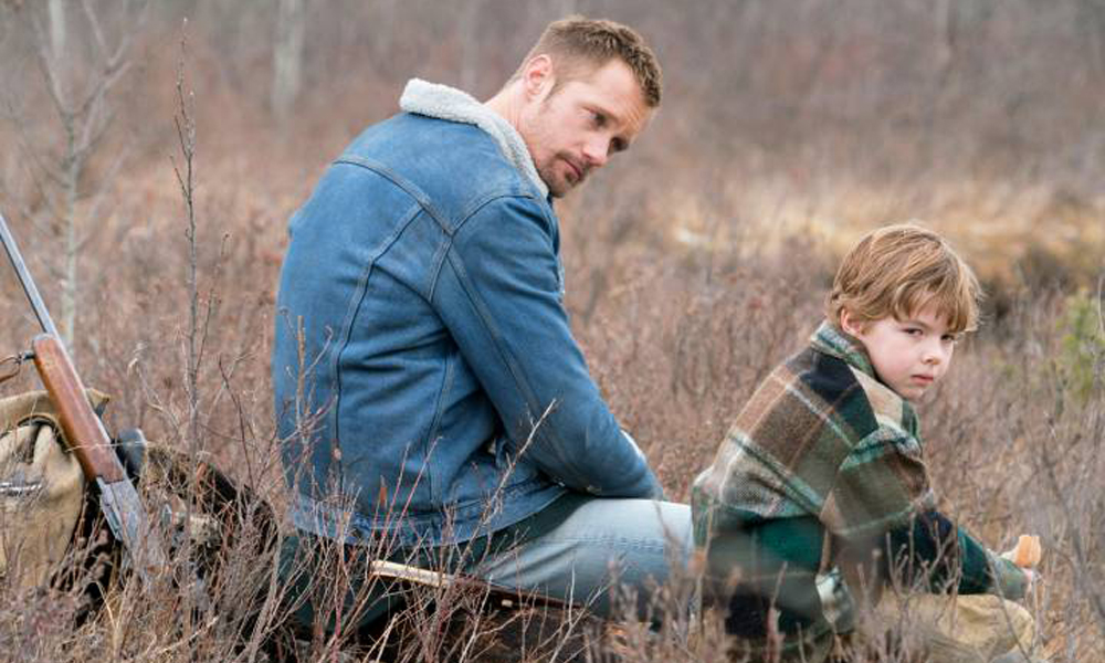 Hold the Dark: la recensione del film Netflix con Jeffrey Wright e Alexander Skarsgard