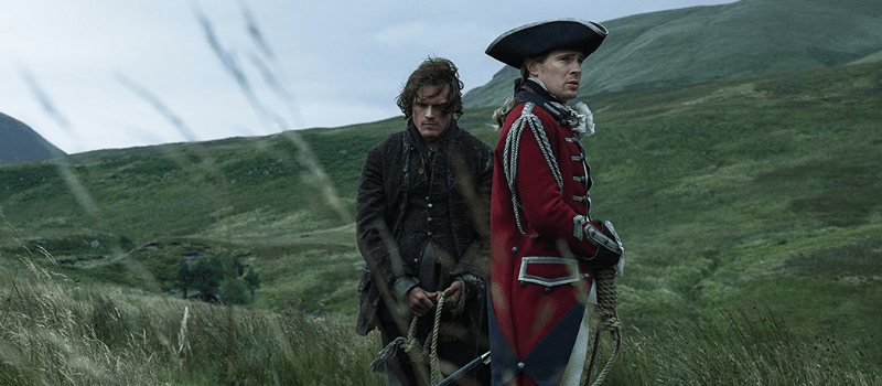 outlander 4 stagione lord john grey