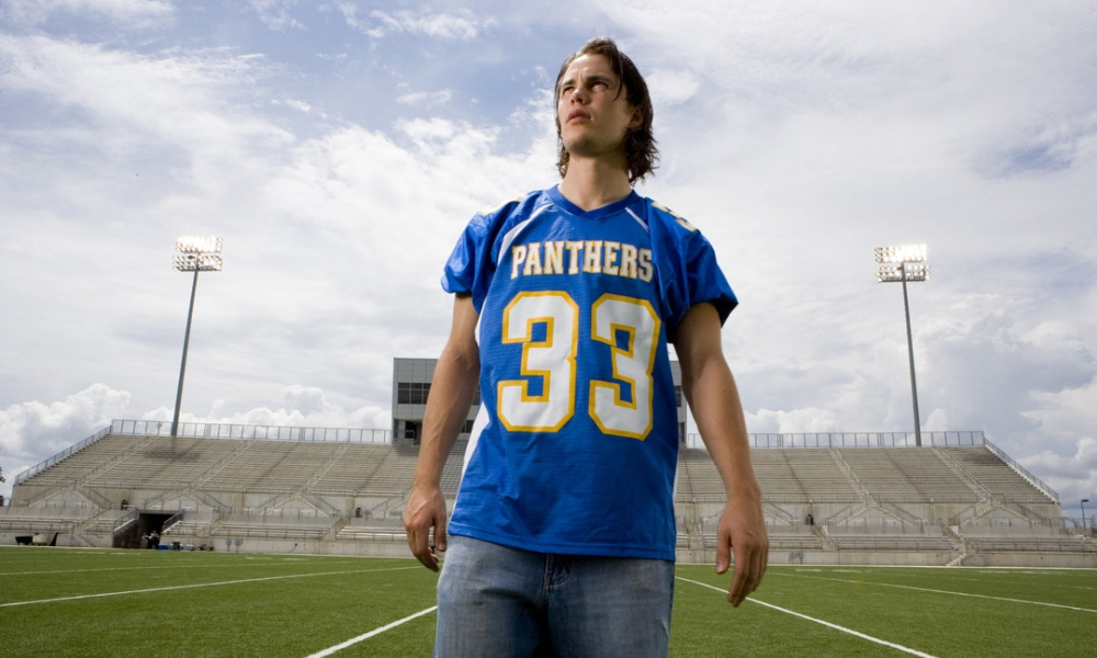Taylor Kitsch in Friday Night Lights