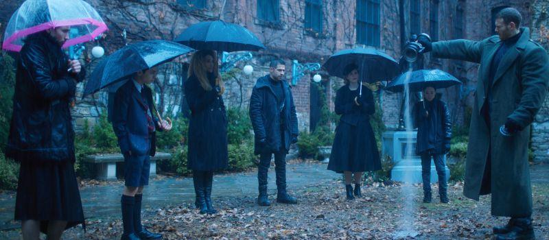 The Umbrella Academy - Netflix febbraio 2019