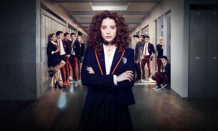 Élite - L'immagine promozionale della prima stagione