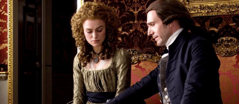 la duchessa film keira knightley ralph fiennes