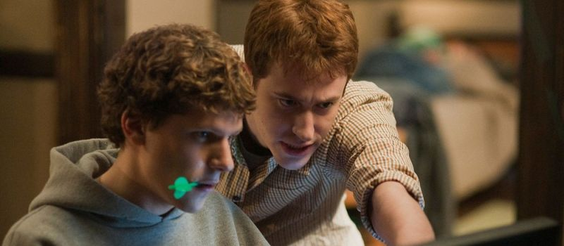 The Social Network Netflix Marzo 2019