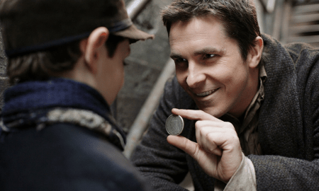 the prestige film christopher nolan