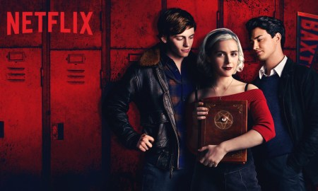 Chilling Adventures of Sabrina - Le terrificanti avventure di Sabrina Cover