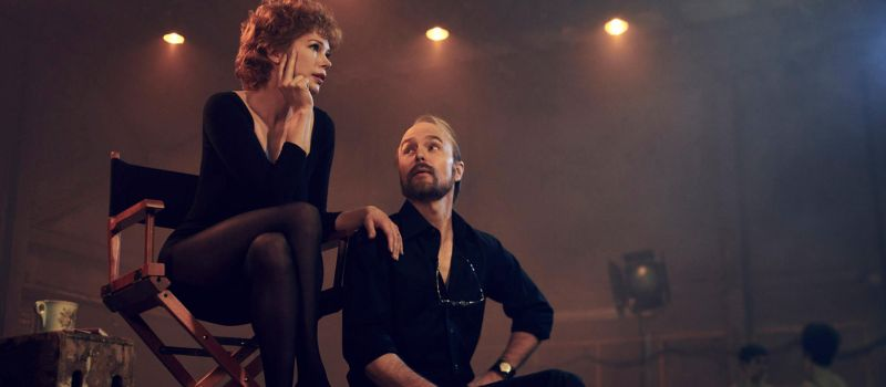Fosse/Verdon Sam Rockwell e Michelle Williams