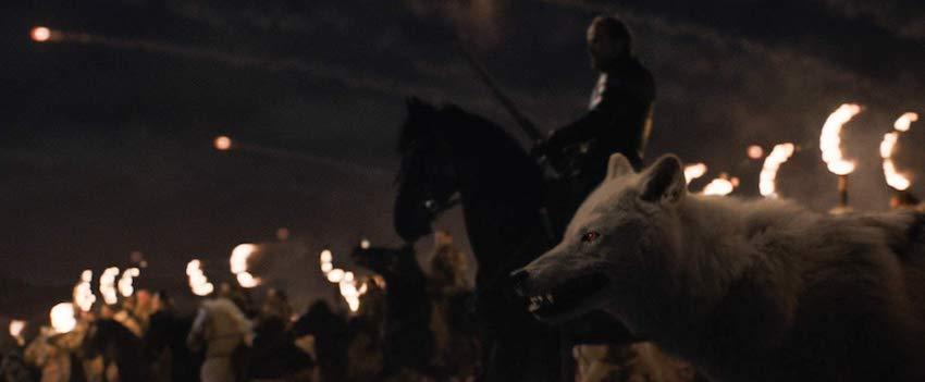 Game of Thrones analisi battaglia di Winterfell