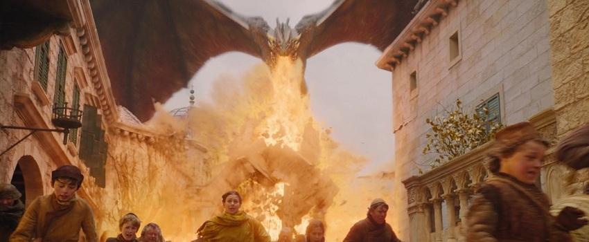 Game of Thrones 8x05 - Si e no