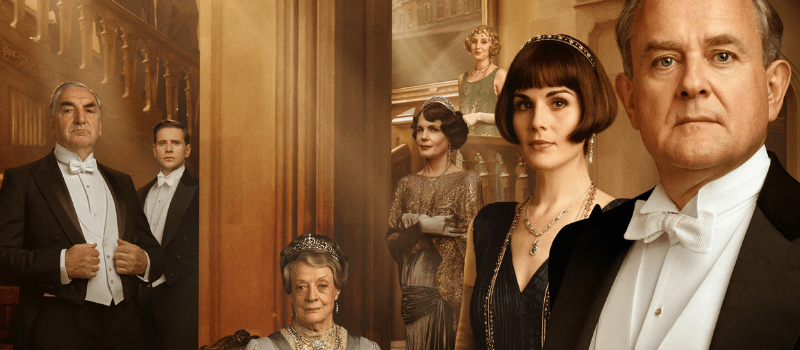 downton abbey film trailer