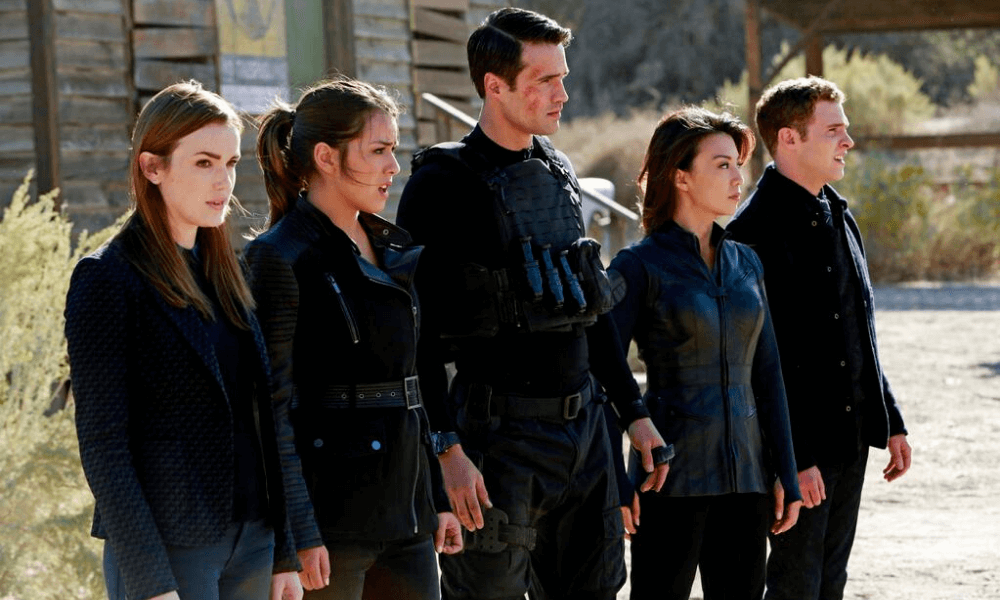 agents of shield stagione 1