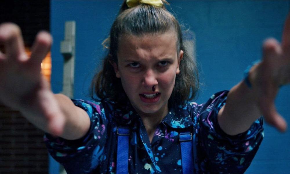 Stranger Things - Eleven nella quarta stagione
