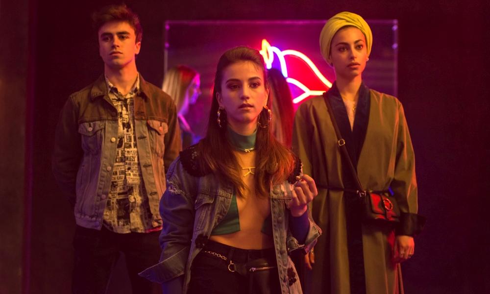 Elite - Una scena della seconda stagione