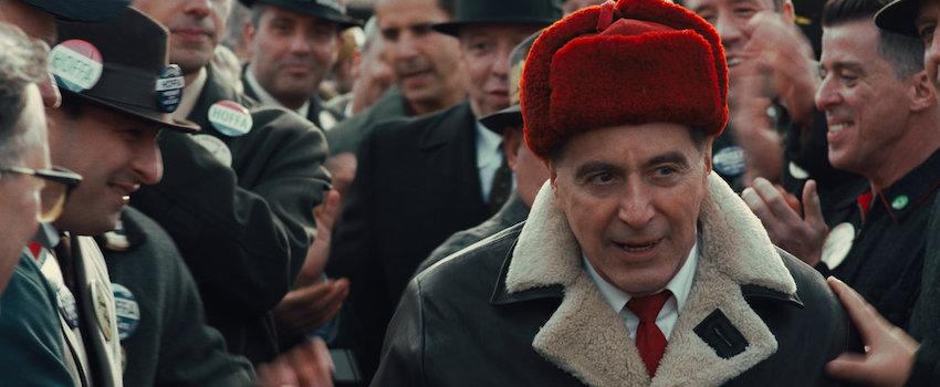 The Irishman: la recensione - Netflix