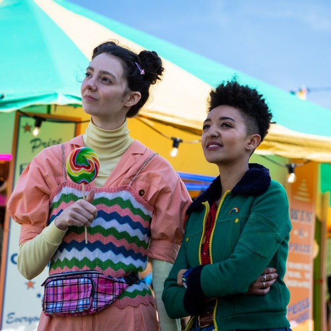 Sex Education Lily & Ola