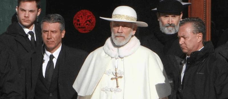 john malkovich the new pope