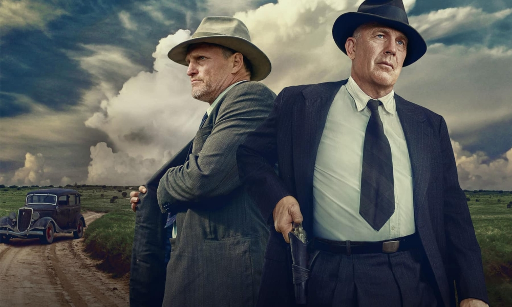 The Highwaymen - Il cast
