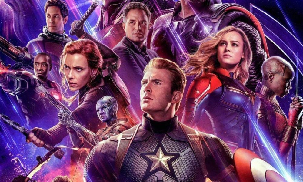 Avengers Endgame - Il poster