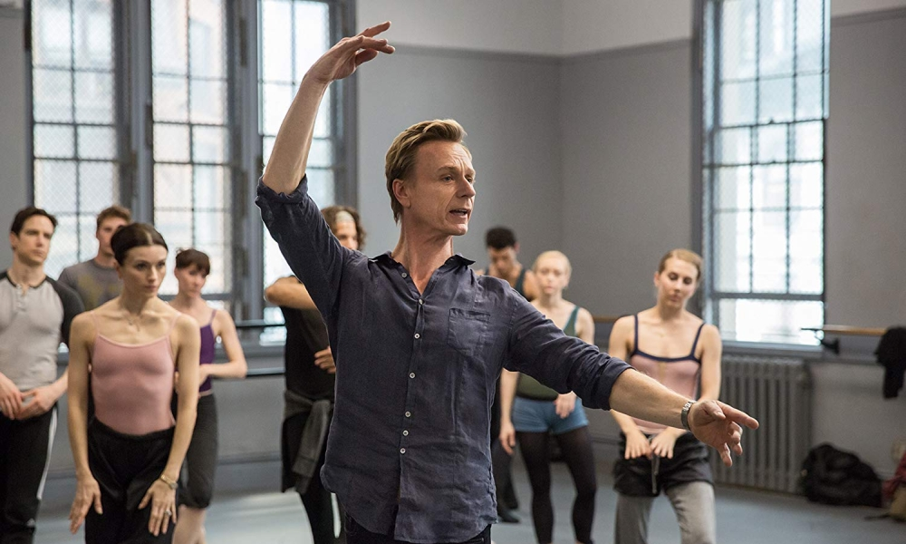 Ben Daniels in Flesh and Bone