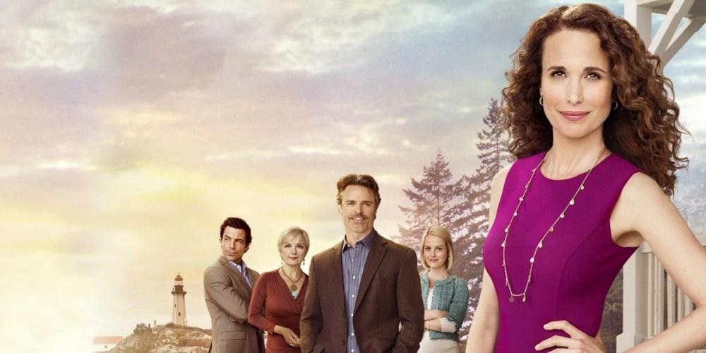 Cedar Cove - Il poster della serie TV