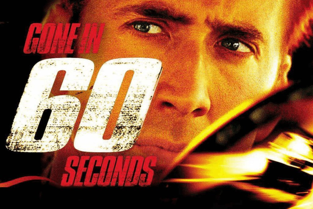 fuori in 60 secondi