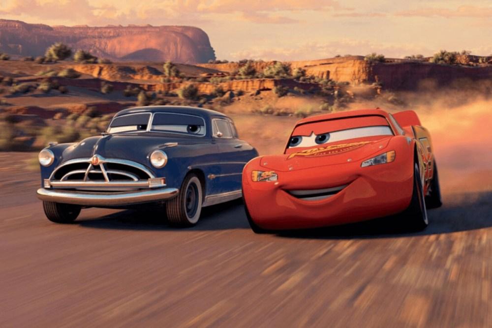 film sui motori cars
