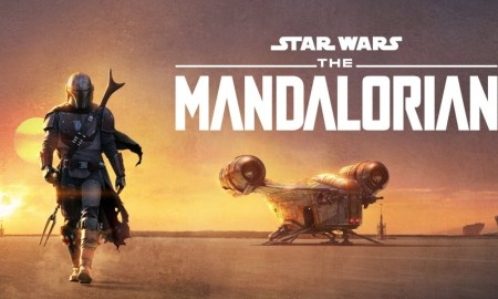 The Mandalorian - Cover