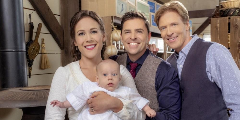 When calls the heart - una parte del cast della settima stagione